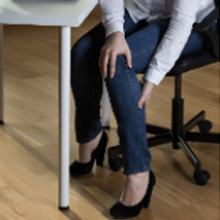 3.Prevent leg numbness after sitting for long time