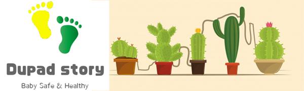 cactus teether