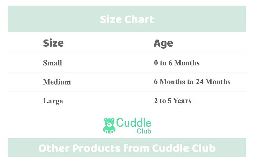 Bucket Hat Size Chart - New