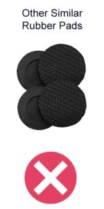 Comparison - Similar Pads