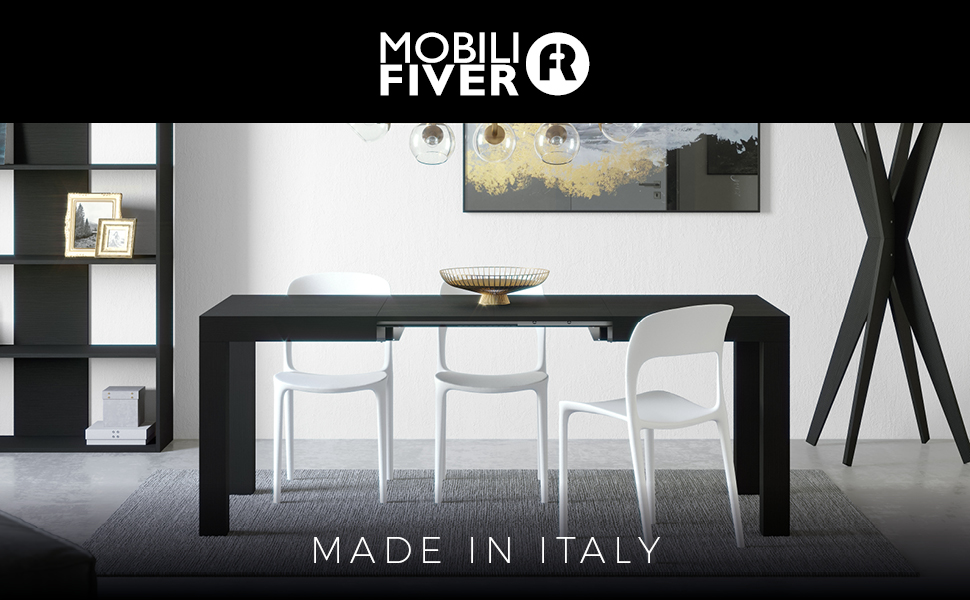 Mobili Fiver - Table extensible First