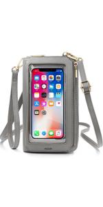 Bolso de Teléfono Móvil con Pantalla Táctil