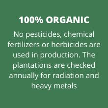 Organic Green Tea Production