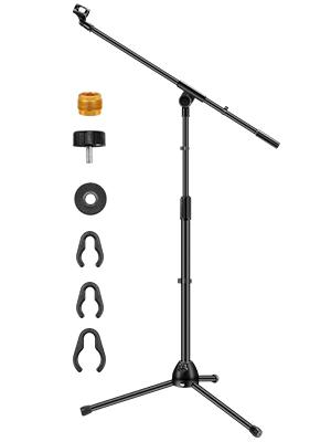 mic stand floor