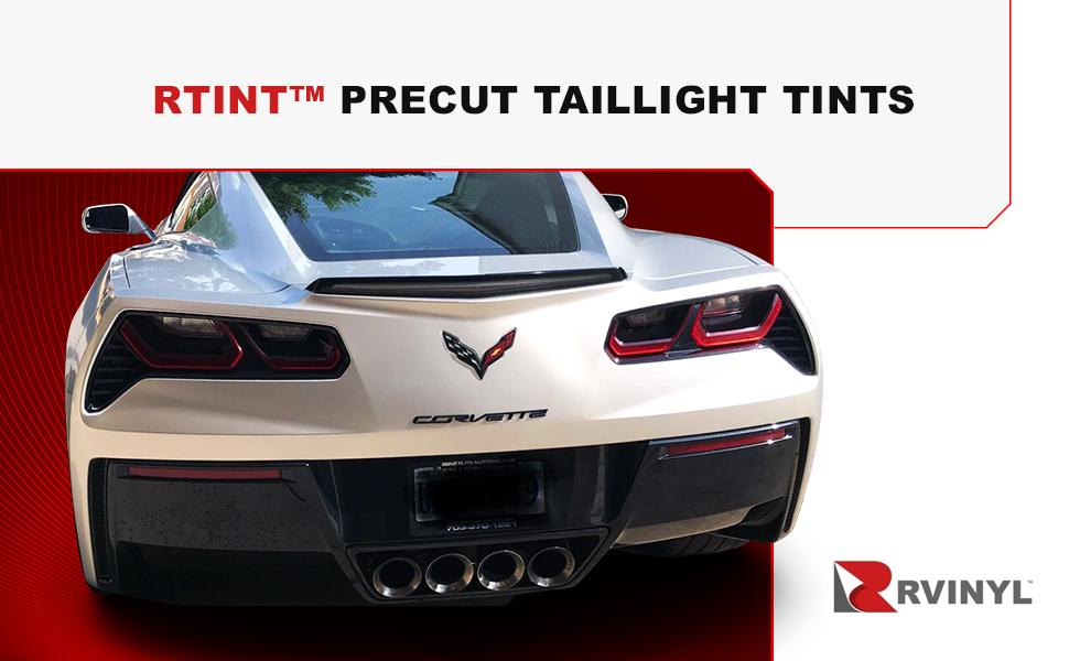 precut taillight tints