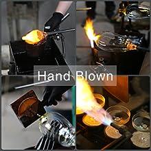 hand blown
