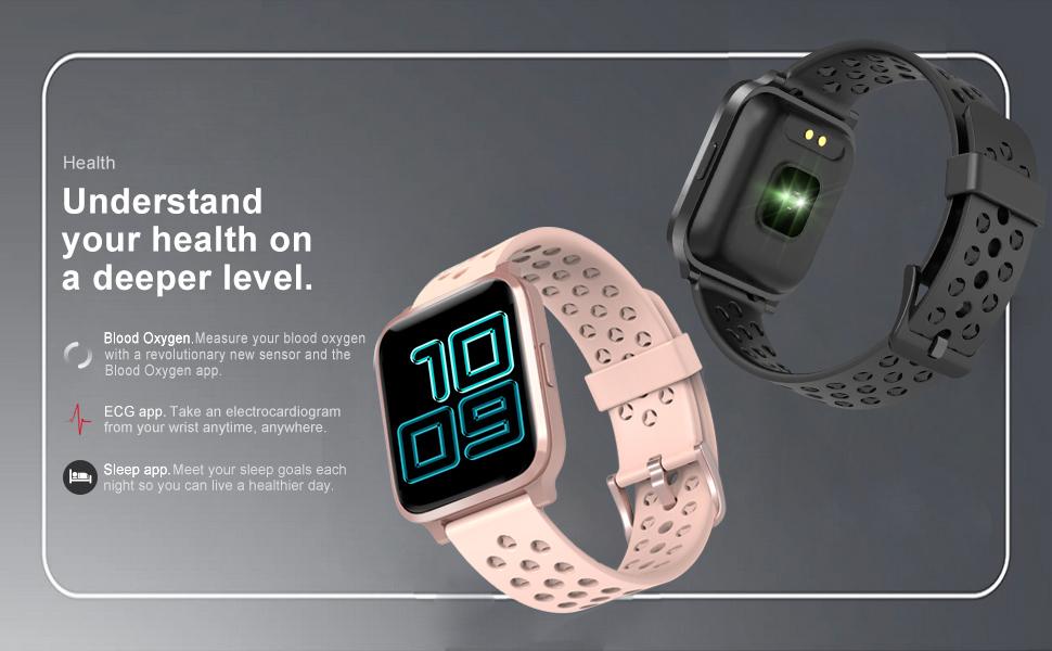 fitness tracker smartwatch smart watch