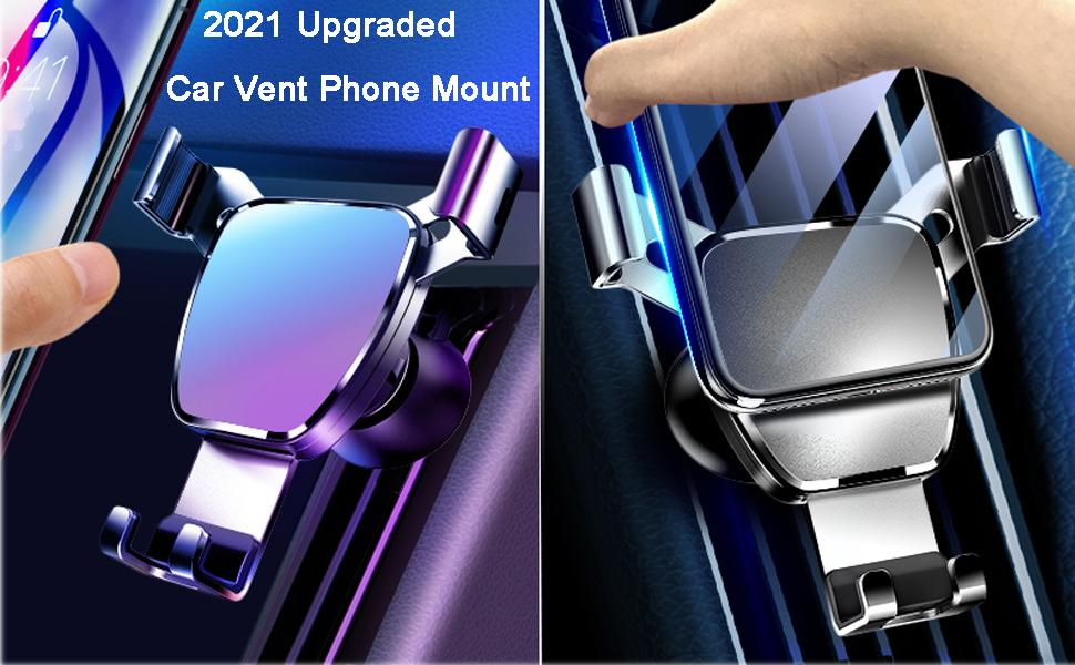 ARXWEY 2021 Upgraded Car Vent Phone Mount