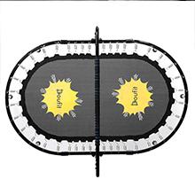 heavy duty trampoline