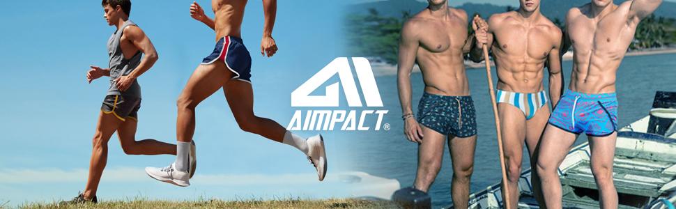 AIMPACT Mens shorts