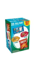 Cheez-It Original Cheese Crackers, 2.2 oz (10 count)