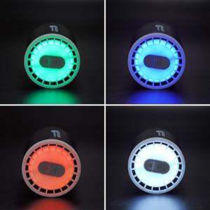 4 kinds of led light pump