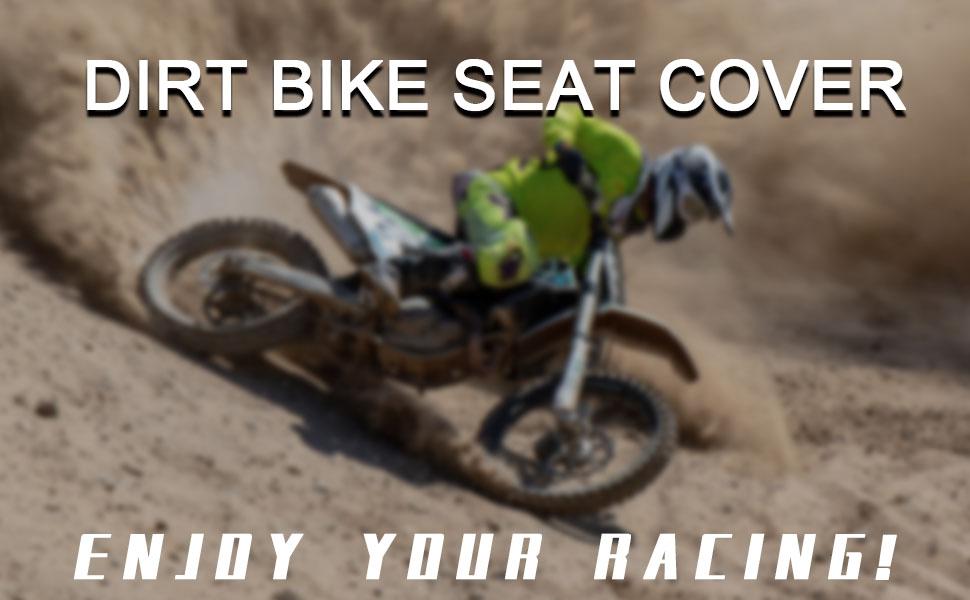 dirt bike seat cover
