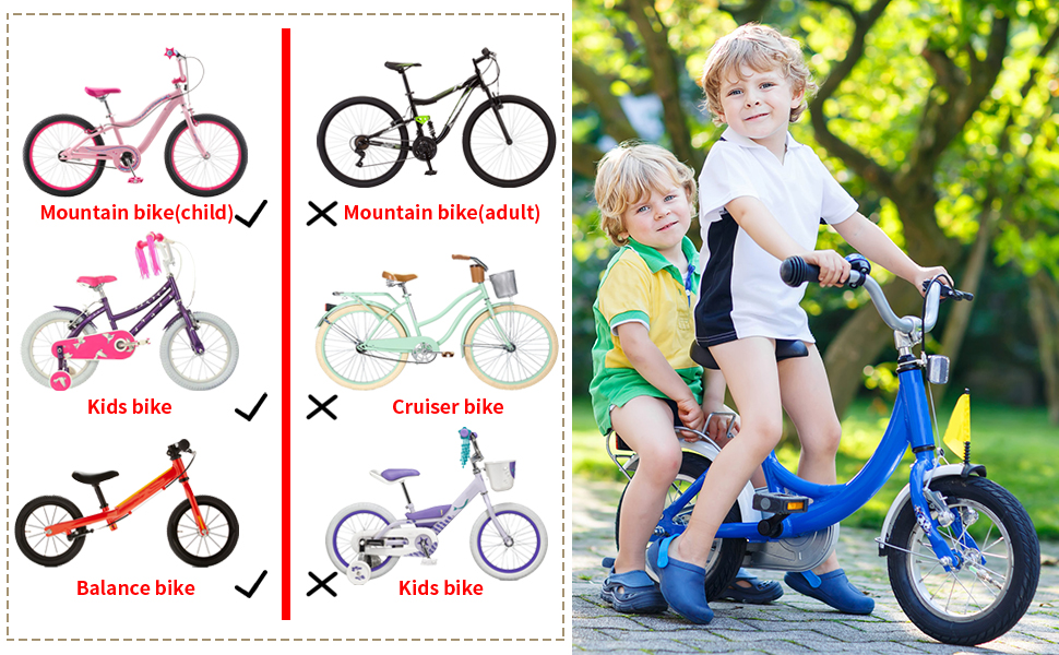 Suitable bike