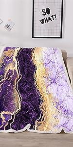 marble blanket