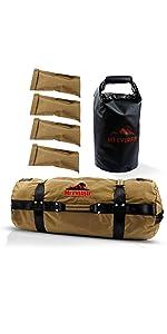 sandbag workout bag fitness sandbags  sand bags heavy duty workout rogue heavy duty training