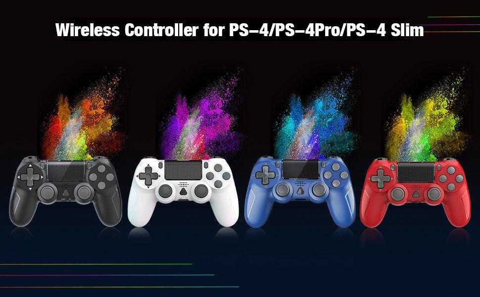 playsation 4 controller wireless