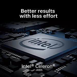 Better results with less effort