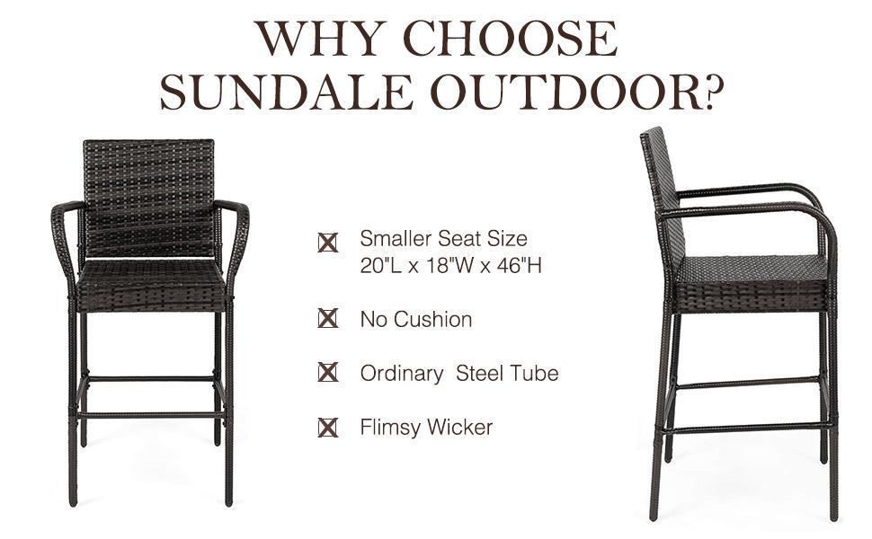 outdoor stool bistro chairs outdoor wicker bar height patio furniture bar height bistro set