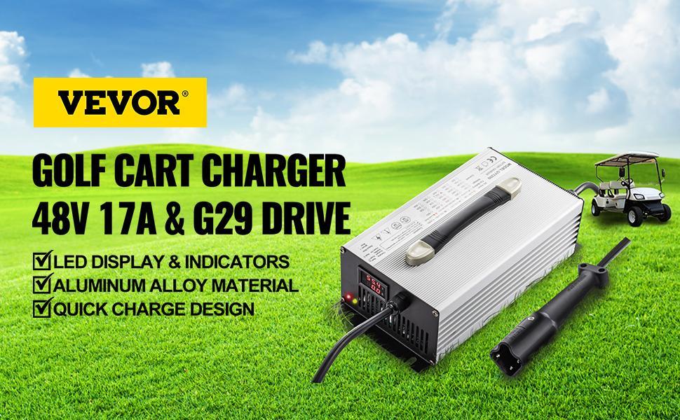 golf cart charger