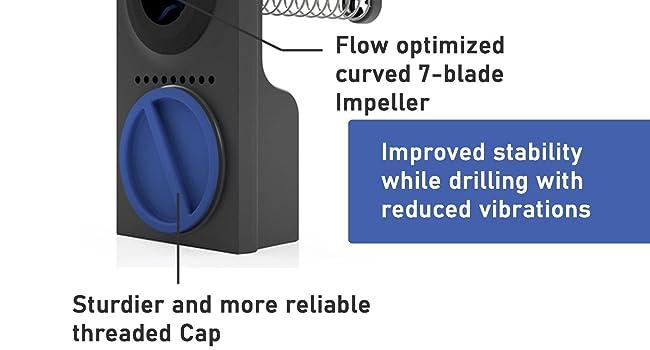 Drill Duster 2 Design Enhancements