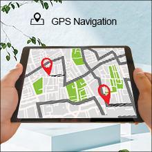 GPS Navigation - Enjoy your journey