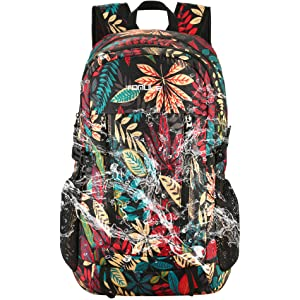 Hiking Daypack Tactical Backpack Camping Backpack Packable