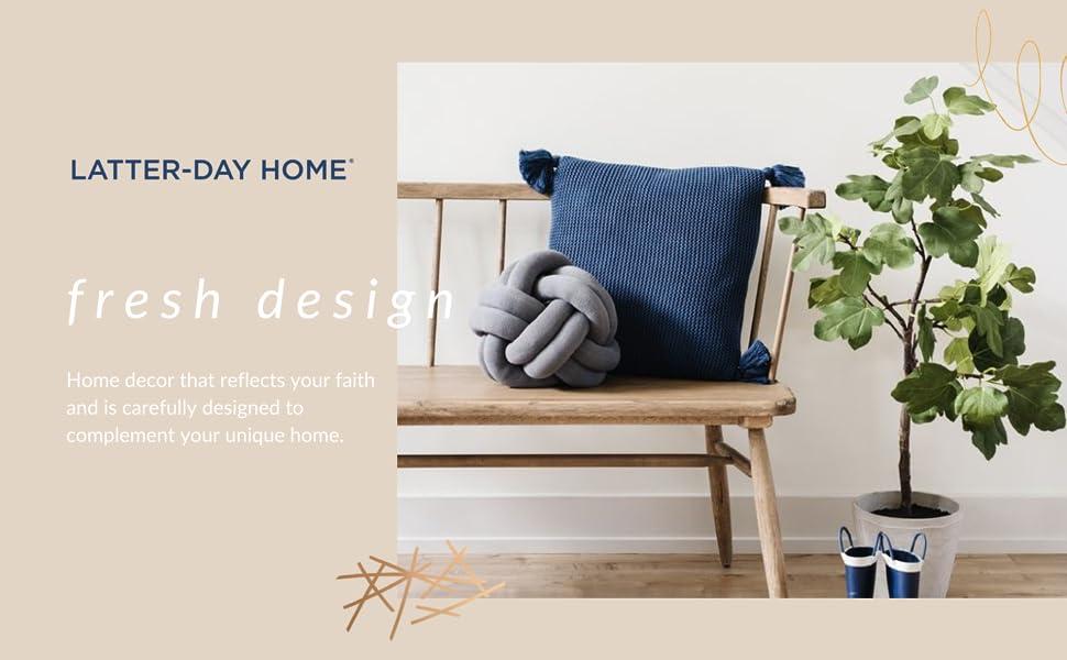 latter day home furniture wall art throw pillow blanket ceramics pottery pot