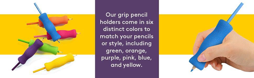 Foam Pen and Pencil Grips