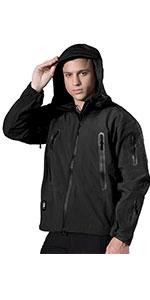 Tactical Fleece Jackets