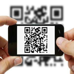 Scan QR Code from Outdoor Security Camera, add the cameras to your mobilephone indoor outdoor