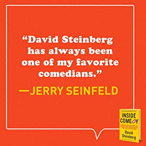 one of my favorite comedians - jerry seinfeld