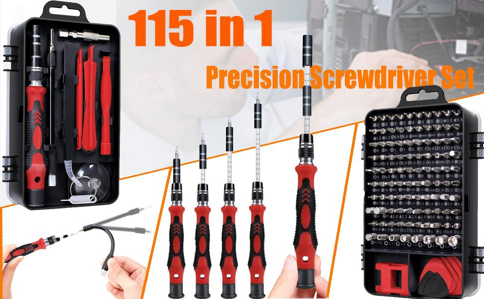 Screw Driver Set for home