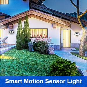 motion lights outdoor