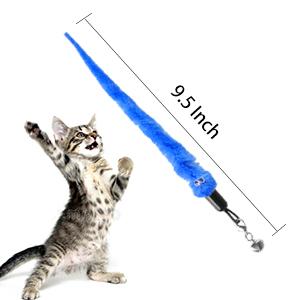 cat worm toy