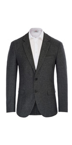 Wool Blend Blazers for men
