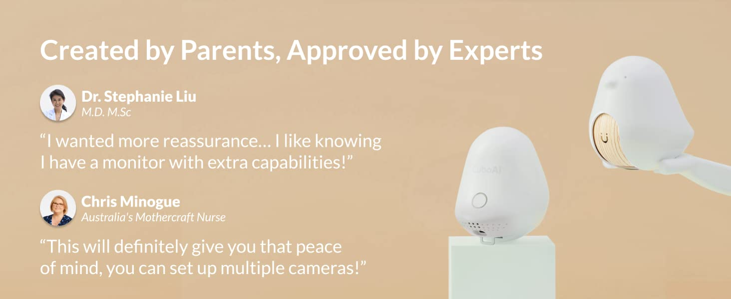 Created by Parents, Approved by Experts