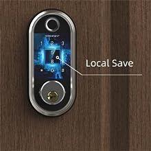 smart locks deadbolt