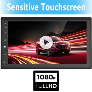 HD 1080P Touchscreen