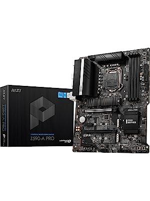 Z590 Intel Motherboard Gaming 11th gen intel 10th gen intel
