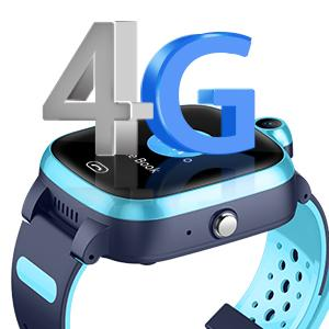 4G watch for kids