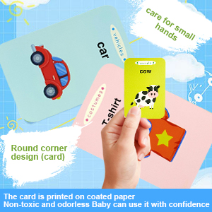 Rounded corner design ,Care for small hands