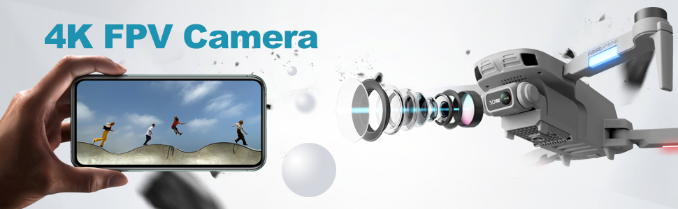 4k fpv camera