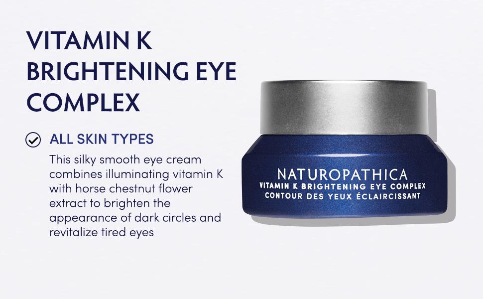 Vitamin K Brightening Eye Complex