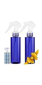 hair spray bottles