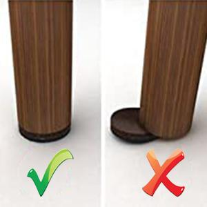 floor protectors for chairs furniture feet felt pads for chair legs felt pads for furniture