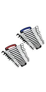 2-Piece Wrench Rack Set
