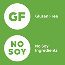 soy and gluten free