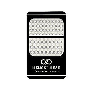 Helmet Head Grinder Card