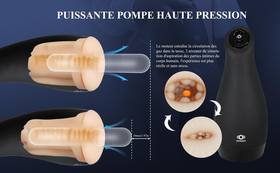 PUISSANTE POMPE HAUTE PRESSION